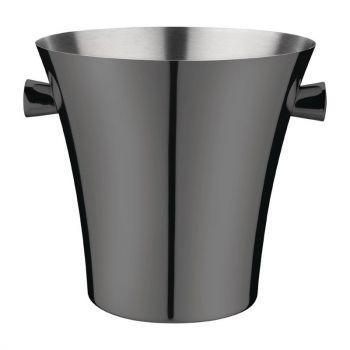 Olympia wijnkoeler zwart
