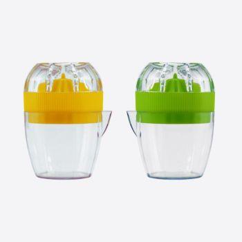 Dotz mini citruspers geel of groen (12st./disp.)