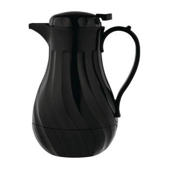 Olympia Swirl isoleerkan zwart 2L