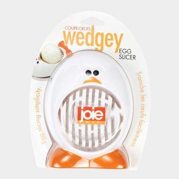 Joie Wedgey eiersnijder wit 10.2x3.2x20.3