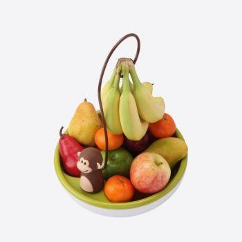 Joie Monkey fruitschaal met bananenhouder ø 26cm H 16.5cm