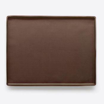 Lékué Non Spill bakmat uit silicone bruin 40x30x1.2cm