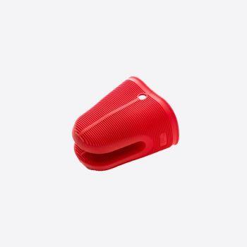Lékué ovenwant uit silicone rood 11.8x9.5x13.5cm