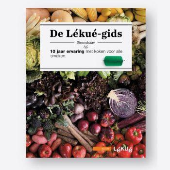 Lékué kookboek 'De gids van Lékué' NL