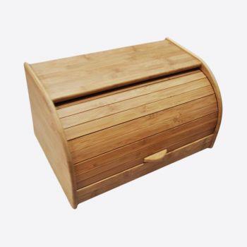 Point-Virgule broodtrommel uit bamboe 40x26x20cm