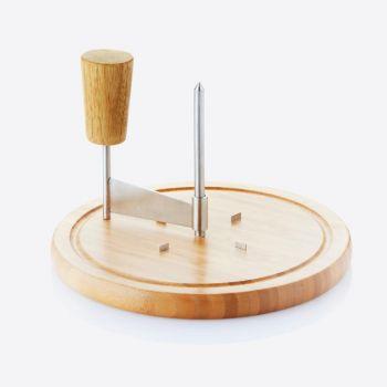 Point-Virgule kaaskruller uit bamboe