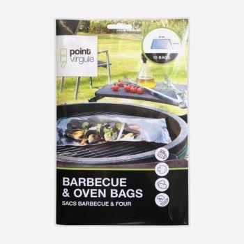 Point-Virgule set van 10 oven en barbecue bags