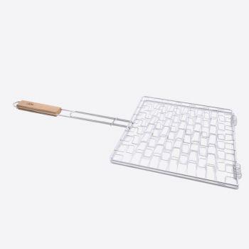 Point-Virgule flexibele grillrooster 60.5x35x1.5cm
