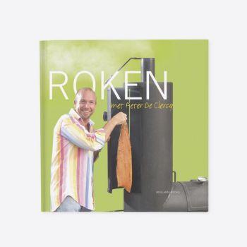 Point-Virgule kookboek 'Roken met Peter De Clercq' NL