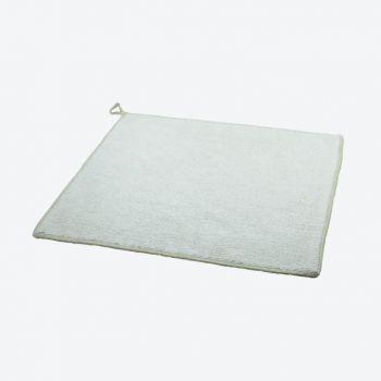 Point-Virgule doek uit microvezel groen 35x35cm (per 6st.)