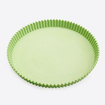 Point-Virgule geribde taartvorm voor 6 personen 21.5x18.5cm (per 6st.)
