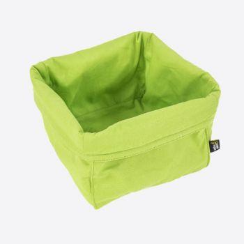Point-Virgule broodmand groen 20x20x20cm