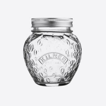 Kilner glazen inmaakbokaal aardbei 400ml