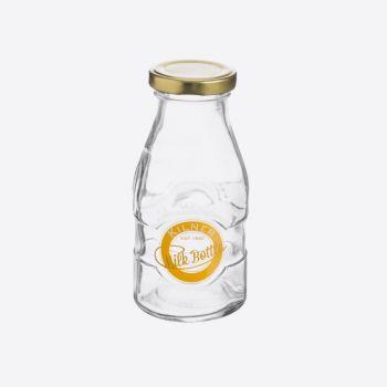 Kilner glazen melkfles 189ml (12st./disp.)
