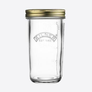 Kilner glazen inmaakbokaal met brede opening 500ml