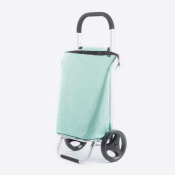 Rixx shopping trolley ijsgroen 38L