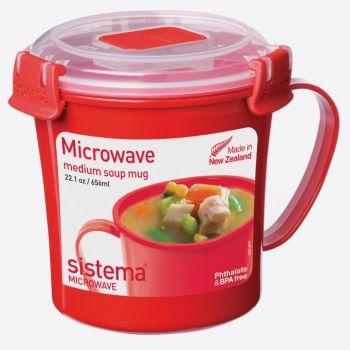 Sistema Microwave soepmok medium 656ml (per 6st.)