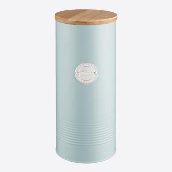 Typhoon Living voorraaddoos voor pasta lichtblauw ø 11cm H 27cm