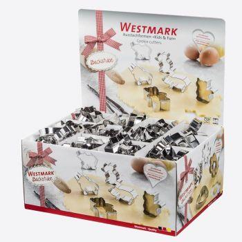 Westmark Kids & Fun uitsteekvorm voor koekjes (192st./disp.)