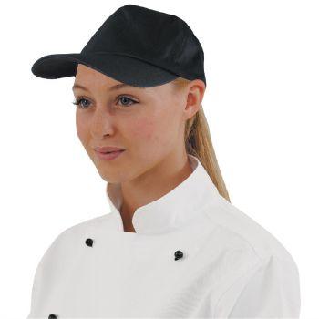 Whites baseball cap zwart