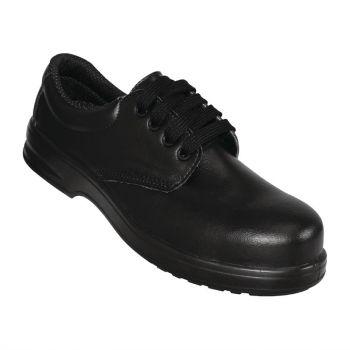 Lites unisex veterschoenen zwart 36