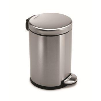 Simple Human Afvalemmer Rond 12 liter