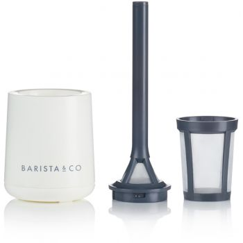 Barista & Co Brew It Stick Coffee Infuser - Kunststof ABS/Nylon - Wit