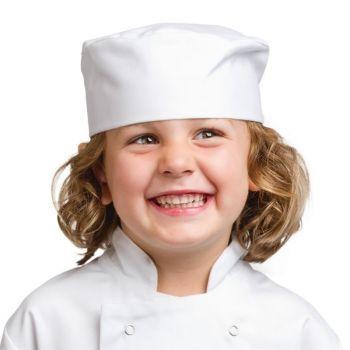 Whites skullcap voor kinderen wit S