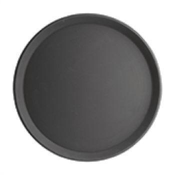 Kristallon polypropyleen antislip dienblad rond 40.6cm