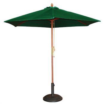 Bolero ronde parasol groen 2.5 meter