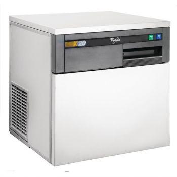 Whirlpool luchtgekoelde compacte ijsblokjesmachine AGB022 K20