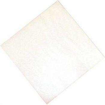 Fasana professionele tissueservetten wit 33x33cm
