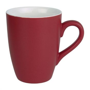 Olympia Pastel mok rood 34cl