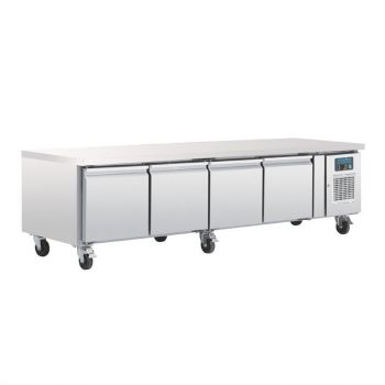 Polar GN laag model koelwerkbank 4-deurs