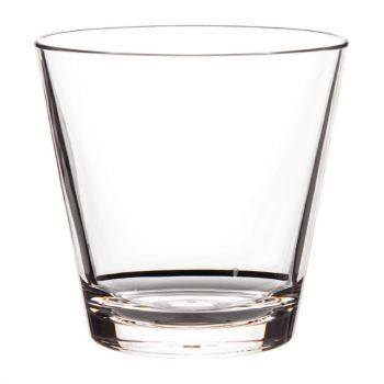 Roltex kunststof whiskyglas 35cl