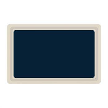 Roltex Colours dienblad blauw GN 1/1 53x32.5cm