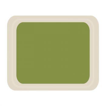 Roltex Original dienblad groen 42x32cm