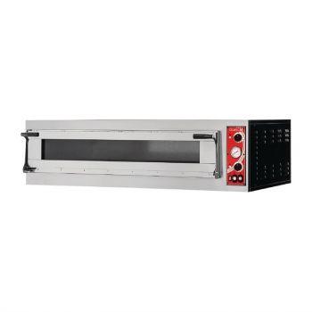 Gastro M Napels pizzaoven met 1 kamer
