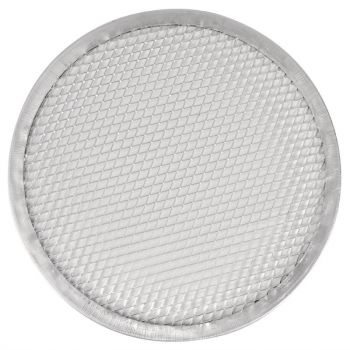 Vogue aluminium pizzaplaat 25.5cm