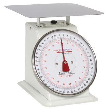 Weighstation platformweegschaal 20kg