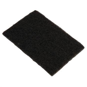 Schuurspons voor grillplaat