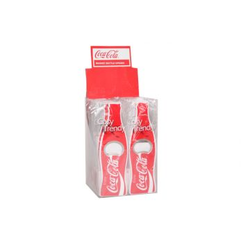Cosy & Trendy Coca Cola Black Display Flesopener 36st