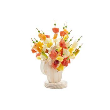 Cosy @ Home Aperoset Cactus Incl 27 St. 17.3x11x21cm