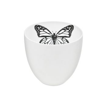 Cosy & Trendy Papillon Theelichthouder D8.5xh7.8cm