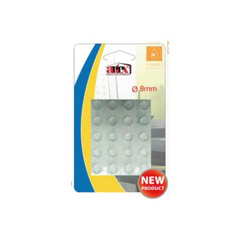 Artex Door Bumber  Protection S20 Transp D8mm