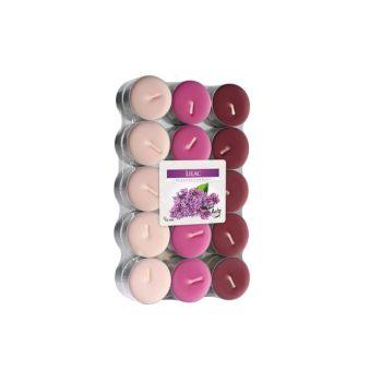 Cosy & Trendy Ct S30 Theelichten Lilac-roze 4u