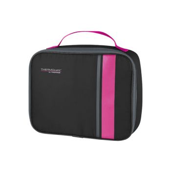 Thermos Neo Standard Lunch Kit Zwart-pink
