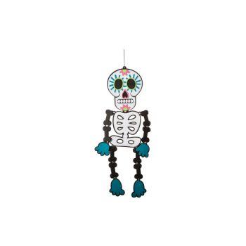 Cosy @ Home Skelet Dod Vilt 27x1x90cm Hangdeco