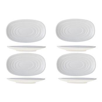Cosy & Trendy Olijfolie-schaaltje 16x9.5xh1.8cm Set 4