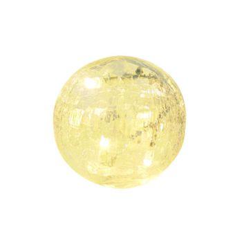 Light Creations Glasslight Ball D12cm 40led Warmwit